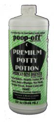 Poop-Off Premium Potty Potion 32 oz